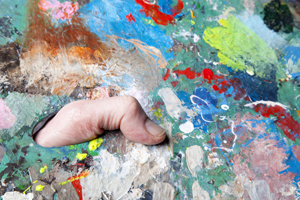 Like an artist's palette, our career resources are customized to you